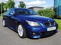 2008 BMW 5 Series 2.0 520d M Sport 4dr