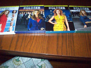 """4 DVD""""S OF THE CLOSER Kitchener / Waterloo Kitchener Area image 2"""