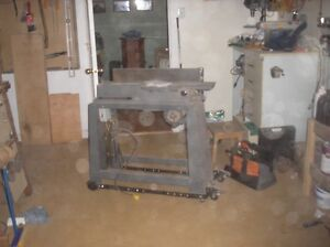 rockwell/bever 6-inch jointer.