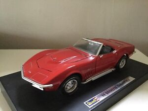 CORVETTE CONVERTIBLE 1969 REVELL