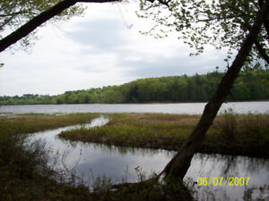 3.5 acres approx of waterfront land for sale