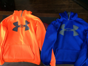 Youth XL Under Armour Hoodies