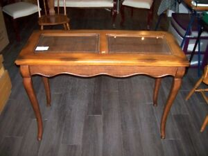 Table console comtemporaine