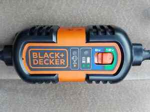 Black & Decker  6 - 12v trickle charger maintainer Windsor Region Ontario image 2