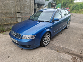 A4 Avant sport PD130 6 speed (Read the ad)