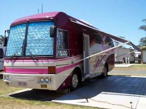 1988 Mitsubishi Fuso Motorhome Bundaberg Central Bundaberg City Preview