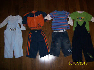Carter's, George & Please Mum Boys Clothing, 6 months