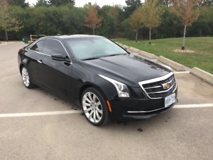 Lease Takeover: 2015 Cadillac ATS Coupe