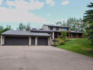 Acreage / House only 1 Mile south of Sherwood Park  3.92 acres