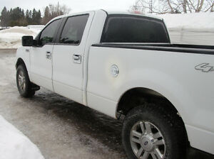 2008 Ford F150 SuperCrew chrome Camionnette
