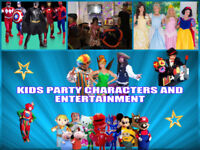 LAST MINUTE CHARACTERS AVAILABLE 4 HIRE...CALL 416-566-3928