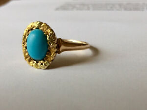 Beautiful antique engagement ring for sale