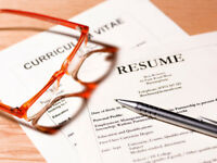 Resume / CV Writing Services