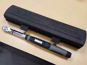 "SNAP-ON 3/8"" DRIVE ATECH2FR100 ""TECHANGLE"" FLEX TORQUE WRENCH"