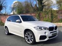 BMW X5 3.0TD 40D ( 313bhp ) 4X4 ( s/s ) Auto 2014MY xDrive40d M Sport