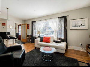 Rooms for rent by  Queens and KGH, right on the lake