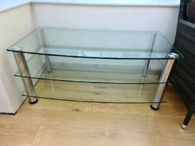 FREE Glass TV stand or Coffee Table