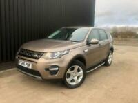 2016 Land Rover Discovery Sport 2.0 TD4 SE TECH 5d 150 BHP Estate Diesel Manual