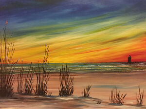 OCTOBER 28TH PAINT NITE TICKET (ONE)