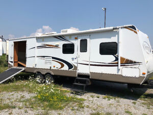 2009 sprinter super sport toyhuler 32 ft sleeps up to 9 $10,900