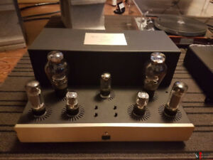 Golden tube audio se300B mkii - REAL TUBE MAGIC GUARANTEED