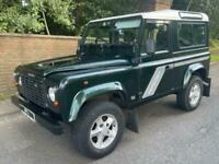 1995 LAND ROVER DEFENDER 90 CSW ***300 TDI ***USA EXPORTABLE ***
