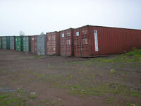 40' Storage containers, 20'SEA containers ,ISO containers
