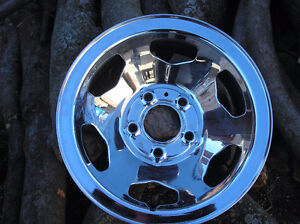 4 Set Brand New Crome Rims
