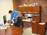 Commercial Industrial Cleaning Janitorial Services