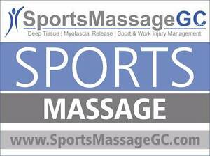 Sports Massage Specialist *$49.99 p/hr Special* Helensvale Gold Coast North Preview
