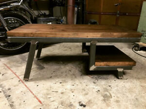 Industrial Furniture Coffee Table