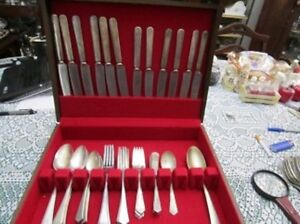 1930 AURORA SILVERWARE SETS & CHESTS FOR SALE! Moose Jaw Regina Area image 2