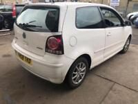 Volkswagen Polo 1.4TDI BlueMotion Tech 2 3 DOOR - 2008 08-REG - 9 MONTHS MOT