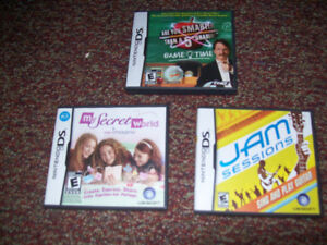 3 DS Games for $6