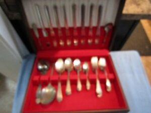 1930 AURORA SILVERWARE SETS & CHESTS FOR SALE! Moose Jaw Regina Area image 4