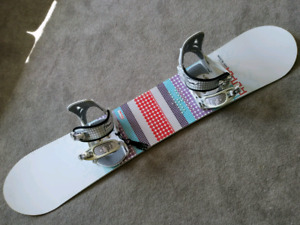 FORUM AURA BOARD AND BOOTS