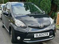 TOYOTA AYGO 1.0 VVT-i Mode 3dr [AC] 47000 VOSA WARRANTED MILES FREE ROAD TAX