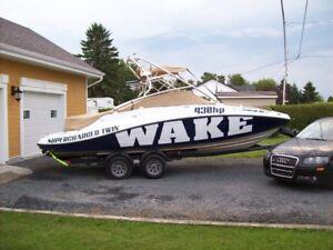 aubaine superbe bateau peut prendre echange