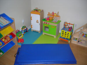 Daycare equipment and quality toys