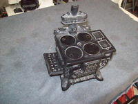 QUEEN NOVELTY CAST IRON STOVE