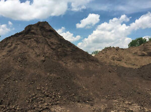 MULCH, SAND & TOPSOIL FOR SALE! Kitchener / Waterloo Kitchener Area image 3