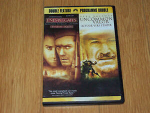 """Enemy At the Gates""/""Uncommon Valor"" (Double DVD)"