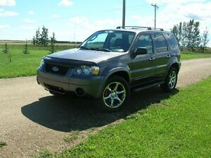2006 Ford Escape Limited Excellent Condition