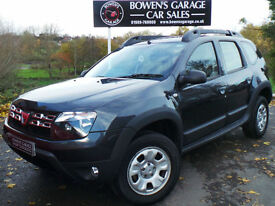 2014 (64) DACIA DUSTER 1.5dCi AMBIANCE - JUST 6244 MILES - DEMO +1 LOCAL OWNER