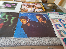 Asdtds Lps vinyls etc and cds