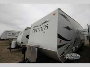 2008 Gulf Stream RV EnduraMax Matrix 28 MTT