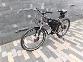 Carrera Vengeance Electric Bike - Throttle & Peddle Assisted!