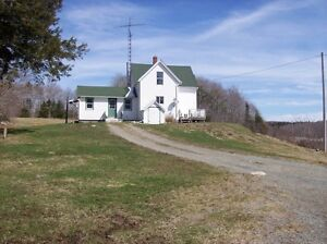Century/Summer Home on 100 Beautiful Acres.