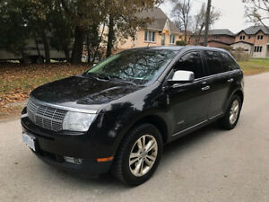 2010 Lincoln MKX fully loaded navi awd SUV, Crossover