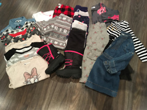 Girls' Clothing Fall/Winter 24 Months (2 Years)